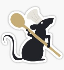 la ratatouille Sticker
