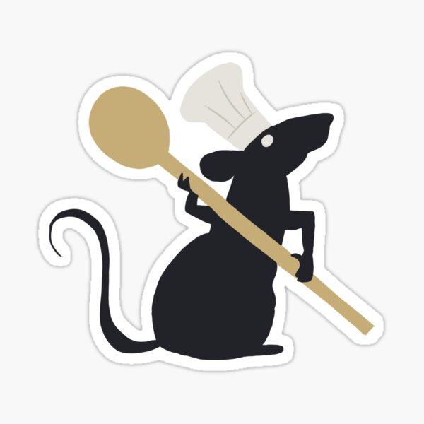 la ratatouille Sticker