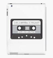 Kirk Van Houten Tape iPad Case/Skin