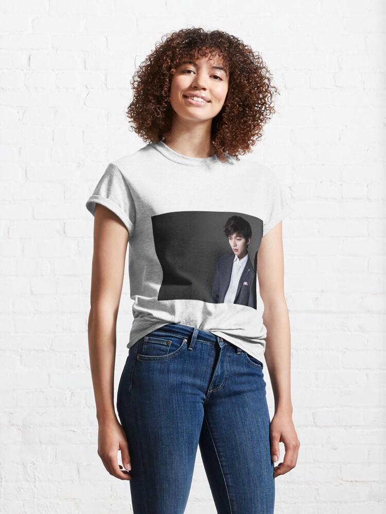Alternate view of Lee Min Ho Classic T-Shirt