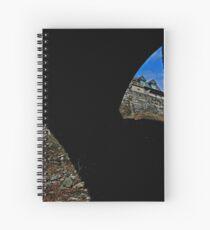Historic Downtown Bethlehem Pennsylvania  Spiral Notebook