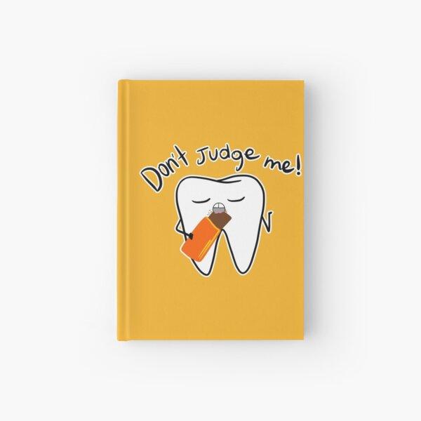 No me juzgues! Cuaderno de tapa dura