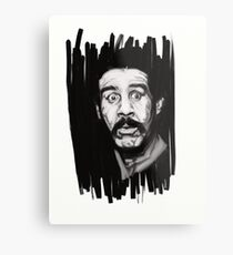 The King of Comedy Metal Print