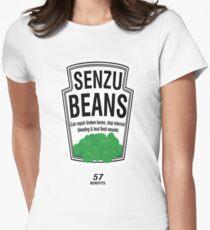 Senzu Beans Women's Fitted T-Shirt