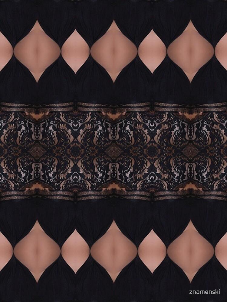Lace, Schema, chart, proportion, adequacy, symmetry, fashionable, trendy, stylish by znamenski