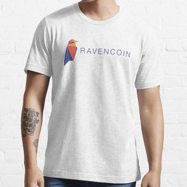 Ravencoin RVN Cryptocoin Essential T-Shirt