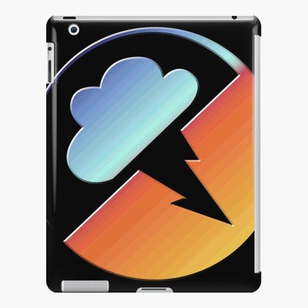 Colored Interlucid Logo iPad Snap Case