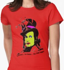 Child Catcher Women's Fitted T-Shirt