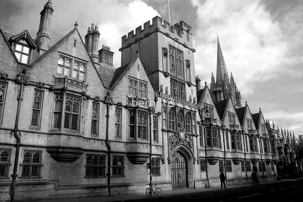 Oxford Street by berndt2