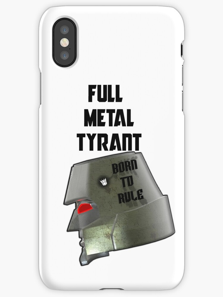 Full Metal Tyrant by Jimmy O'Brien