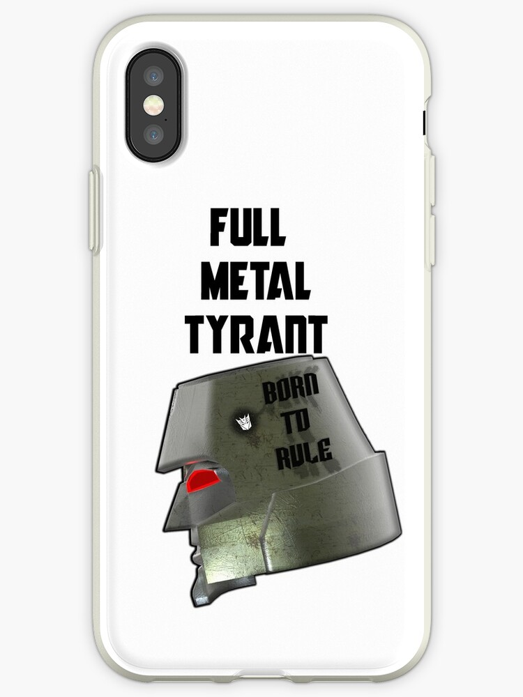Full Metal Tyrant by Jimmy O'Brien