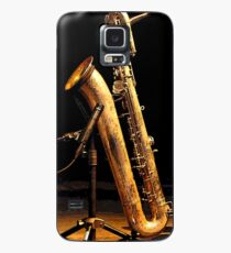 Baritone sax Case/Skin for Samsung Galaxy
