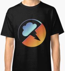 Interlucid Colored Transparent Logo Classic T-Shirt