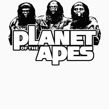 Ape Planet by leea1968
