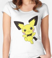 pichu Women's Fitted Scoop T-Shirt