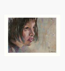 Matilda - Leon - The Professional - Natalie Portman Art Print