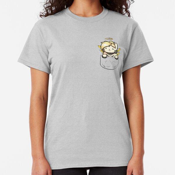 Overwatch DVA Logo Retrò giapponese WOMEN/'S T-shirt
