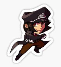 Captain Lily Sticker! Sticker