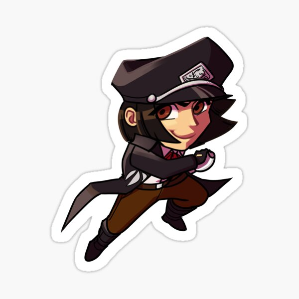Captain Lily Sticker! Sticker