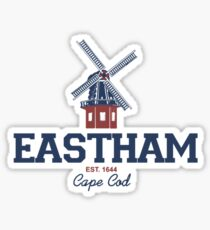 Eastham -Cape Cod. Sticker