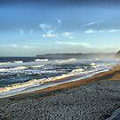 BAR BEACH TOWER by Throwing  Buckets Magazine