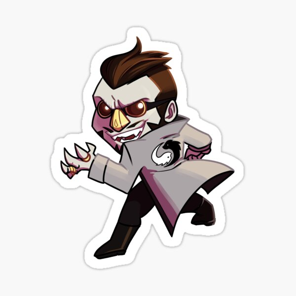 Kaiser Moray Sticker! Sticker