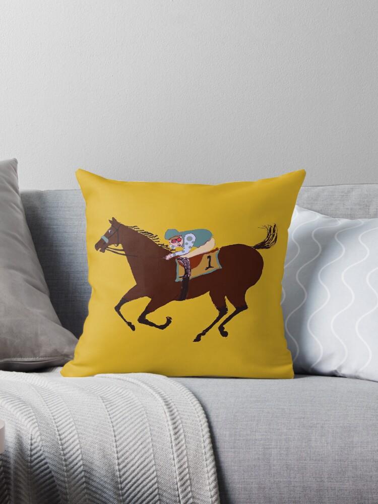 Das Rennpferd - Pferderennen Bekleidung & Geschenke von Ginny Luttrell