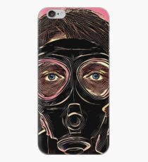 INFERNO MASK DOWN iPhone Case