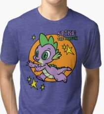 spike the dragon Tri-blend T-Shirt