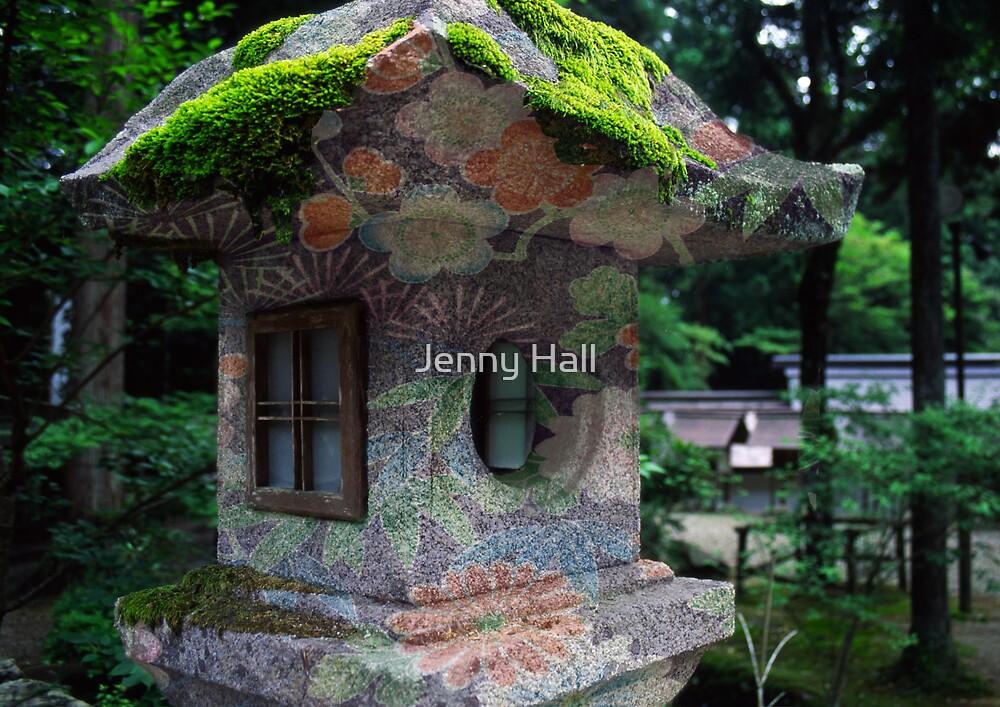 Decorated lantern 2 by Jenny Hall