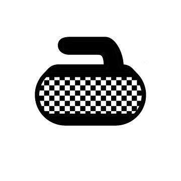 Ska Rocks! - Curling Rockers by bubgum