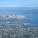 Auckland and the beautiful Waitemata Harbour NZ........!! by Roy  Massicks