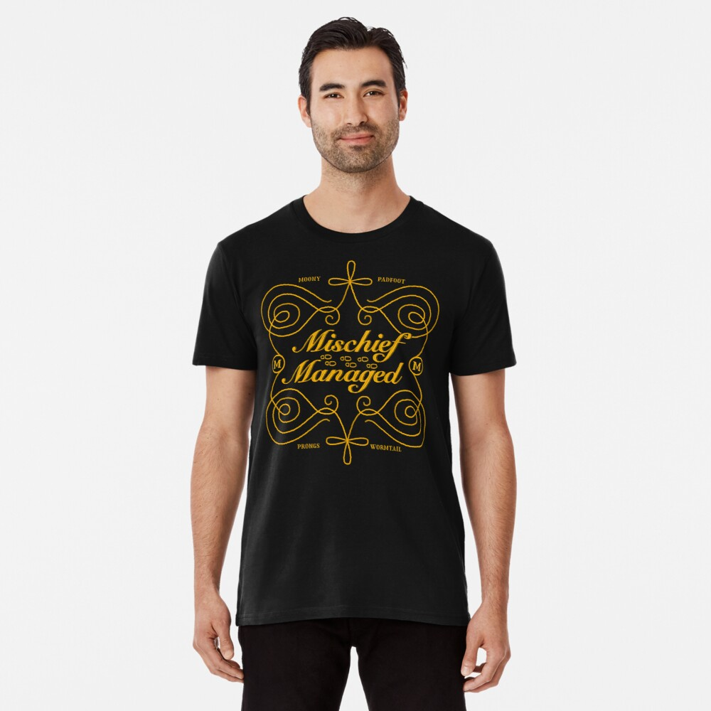 Mischief Managed Premium T-Shirt