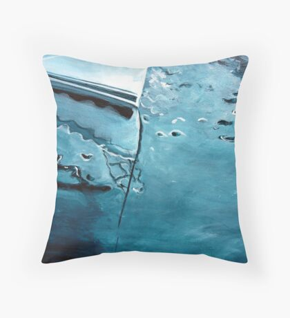 Harbouring Throw Pillow