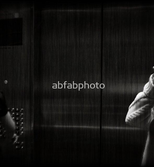 Self Portrait - Peek a Boo by abfabphoto