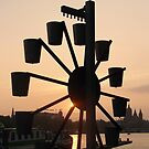 Amsterdam Sunset by stevendrowe