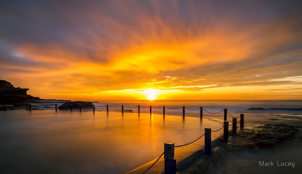 Passion in the Sky by Mark  Lucey