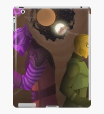 The Child and The Warrior iPad Case/Skin