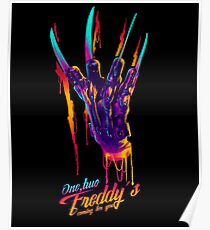 Freddy´s Coming for you Poster