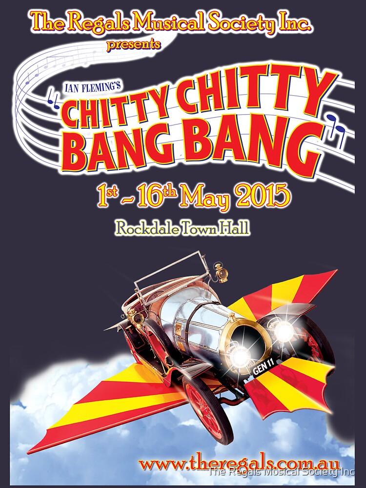 Chitty Chitty Bang Bang de RegalsMusicals