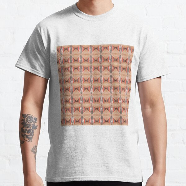 Tile, original, ingenious, novel, own, individual, unorthodox, refined Classic T-Shirt