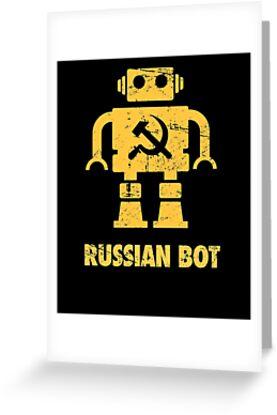 Funny Russian Bot Internet Troll