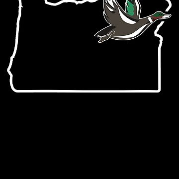 Oregon Teal Hunting Waterfowl Hunting Ducks by shoppzee