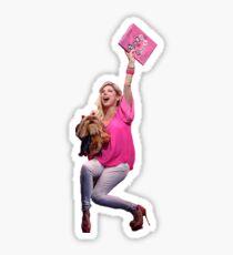 Mean Girls the musical Regina's Mom Burn Book Sticker