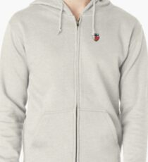 Linz on the Rhine coat of arms, coat of arms Zipped Hoodie