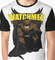 Nite Owl Watchmen Graphic T-Shirt