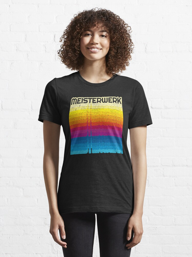 Alternate view of Masterpiece - Funny Statment Gift Essential T-Shirt