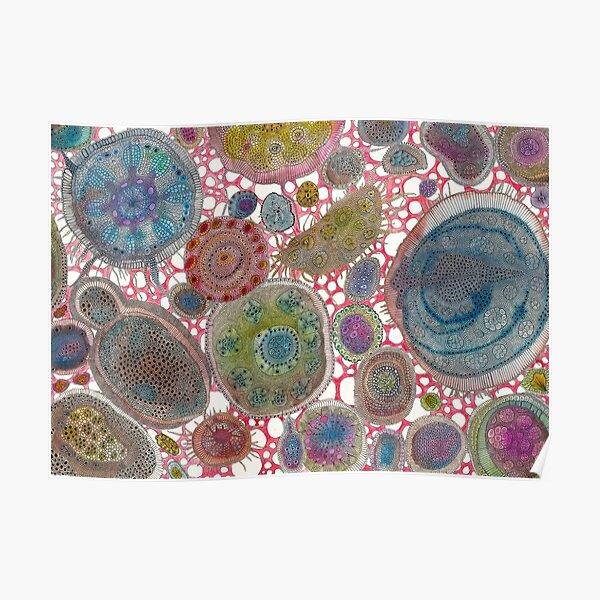 Creativity cells Poster