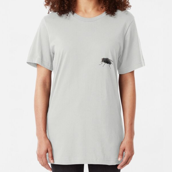 the fly... Slim Fit T-Shirt