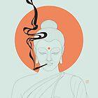 Buddha : Give Peace a Chance! by Thoth Adan